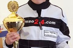 David Rennen Ulm 2016 1. Platz